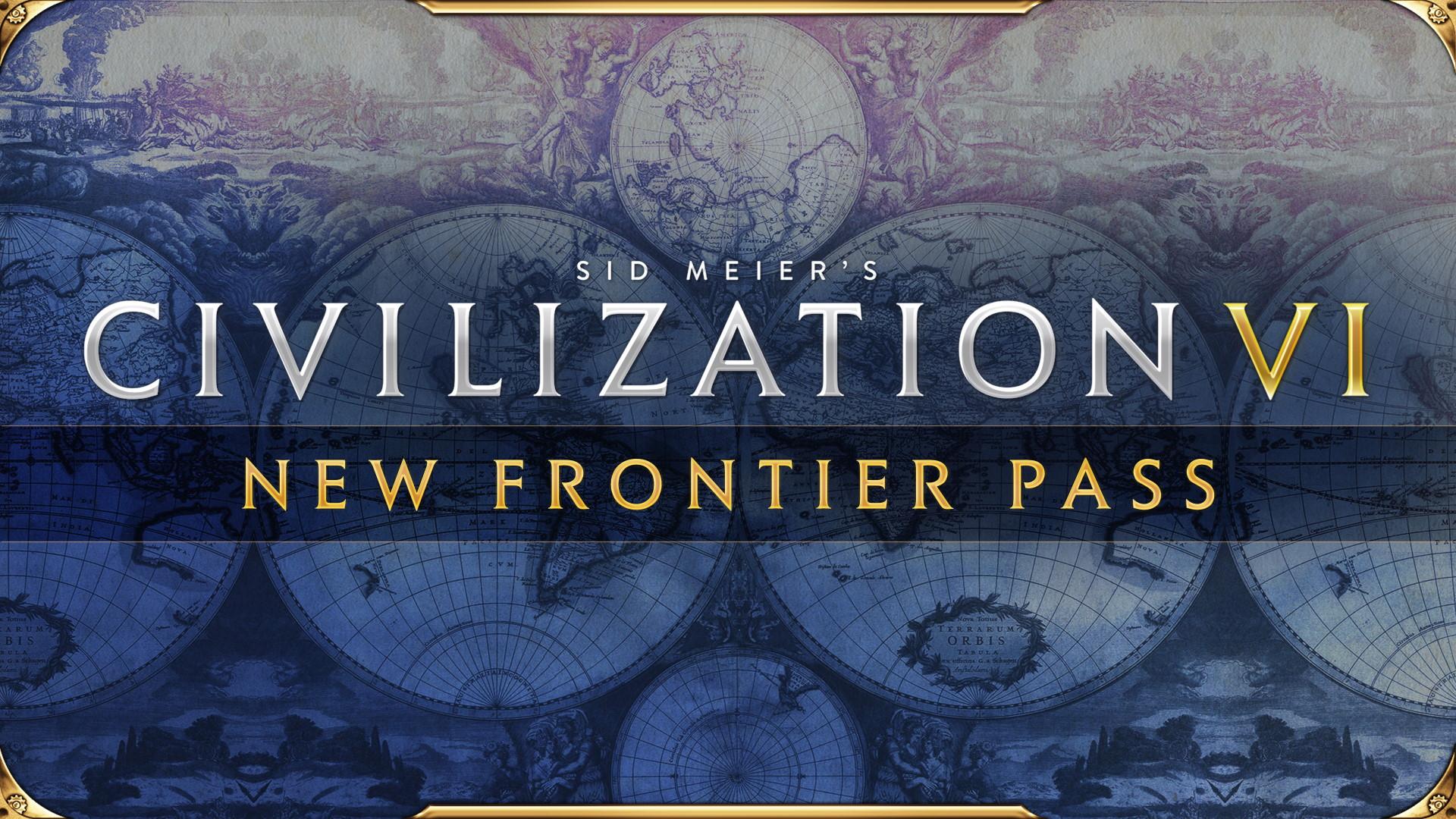 Sid Meier's Civilization® VI: New Frontier Pass
