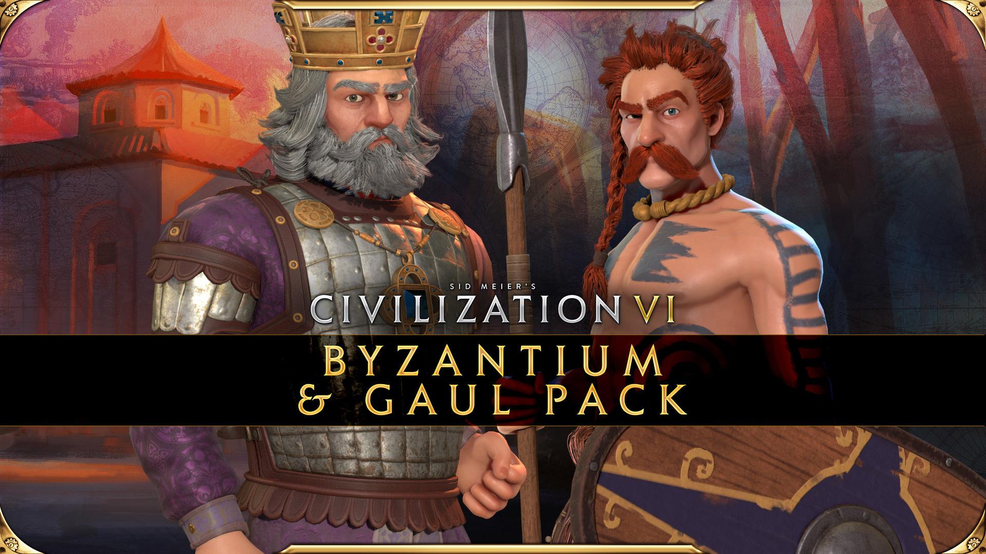 Дополнение «Византийская и Гальская цивилизации» вышло в steam